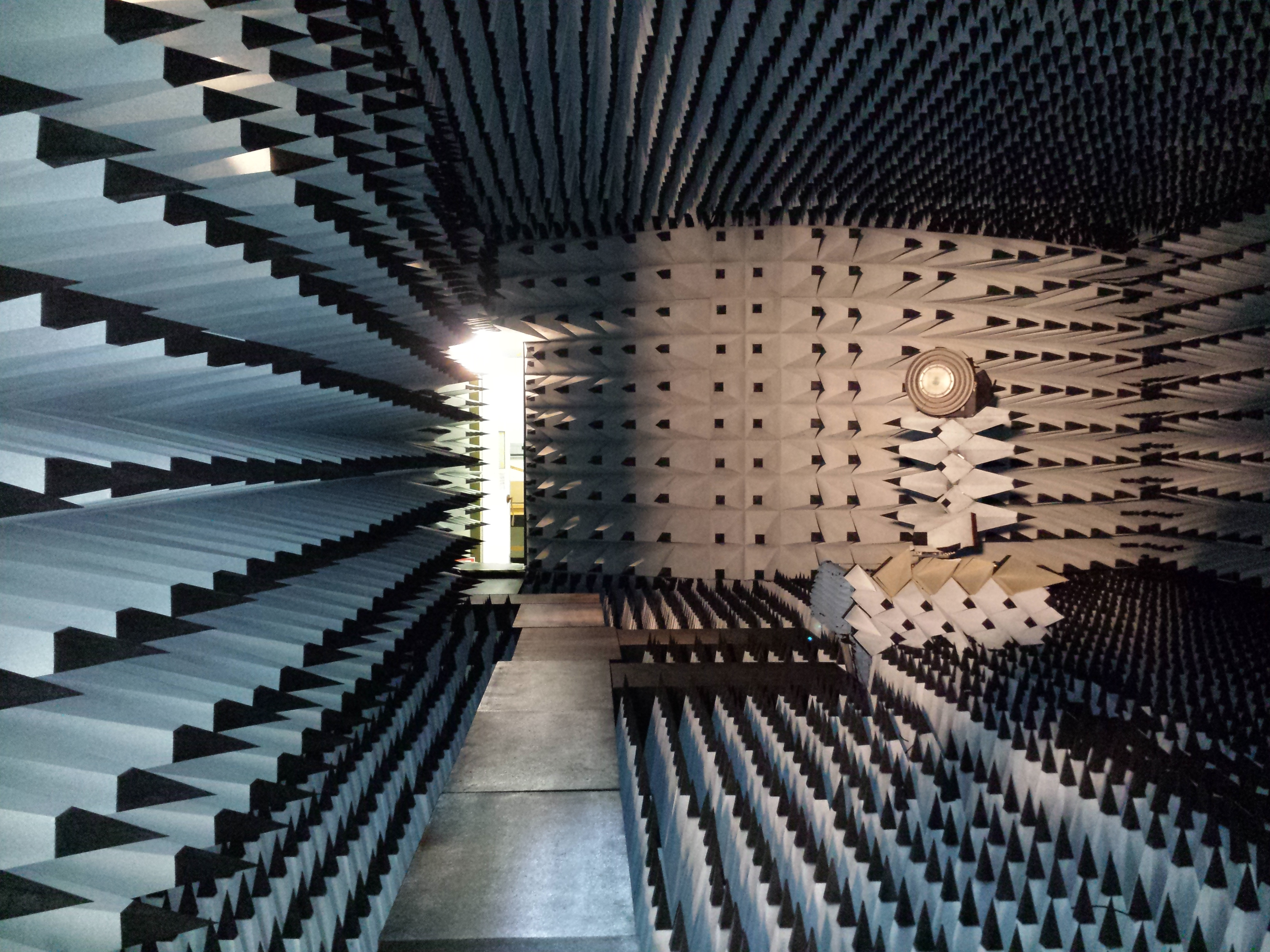 Anechoic chamber melbourne